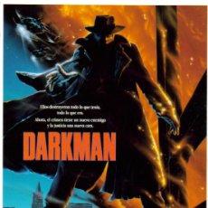 Cine: DARKMAN-LIAM NEESON + FRANCES MCDORMAND GUIA 4 PAGINAS (SPAIN). Lote 10687912