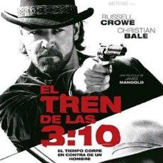 Cine: 'EL TREN DE LAS 3:10', CON RUSSELL CROWE.. Lote 11268022