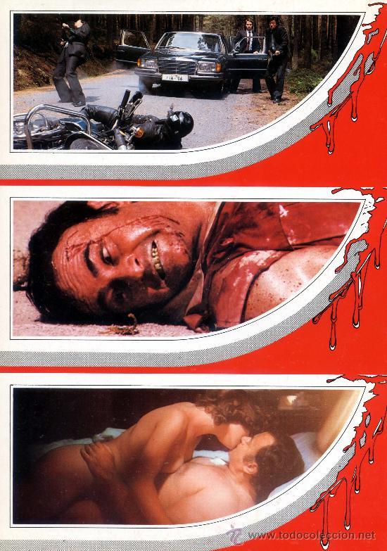 Cine: EL CARNAVAL DE LAS BESTIAS (GUIA ORIGINAL DE LUJO VER FOTOS) PAUL NASCHY TERROR DE CULTO - Foto 2 - 25200301