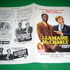 LLAMAME MR CHARLY DISEÑO MAC GUIA ORIGINAL