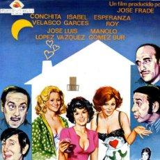 Cine: LAS SEÑORITAS DE MALA COMPAÑIA (GUIA ORIGINAL DOBLE) CONCHITA VELASCO-ESPERANZA ROY-ISABEL GARCES. Lote 187103097