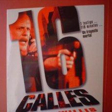 Cine: 16 CALLES, BRUCE WILLIS GUIA DE CINE DE 4 PAGINAS (T6). Lote 13875843