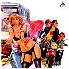 Cine: DE CRIADA A SEÑORA 1979 (GUIA ORIGINAL DOBLE) CARMEN VILLANI - JOSELE ROMAN - FRANCISCO CECILIO. Lote 128389215