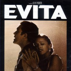 Cine: EVITA (GUIA ORIGINAL DOBLE CON FOTOS) MADONNA - ANTONIO BANDERAS. Lote 207025256