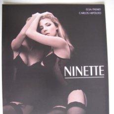 Cine: NINETTE 10 GUIAS A ELEGIR 25 EUROS . 100 GUIAS 130 . Lote 55375051