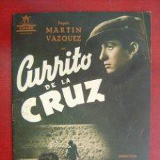 Cine: ANTIGUA GUIA CIFESA - CURRITO DE LA CRUZ - PEPIN MARTIN VAZQUEZ, JORGE MISTRAL, NATI MISTRAL. Lote 101361480