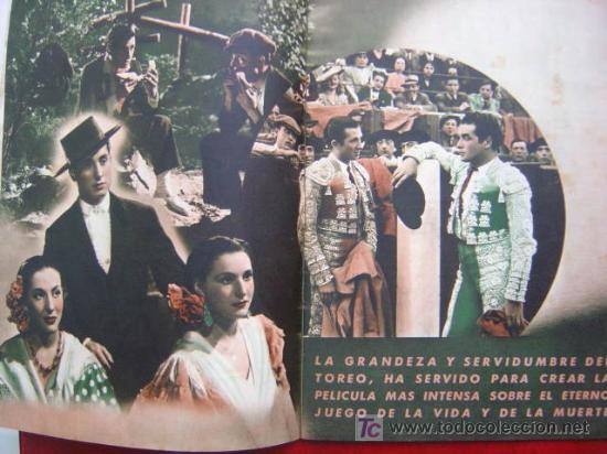 Cine: ANTIGUA GUIA CIFESA - CURRITO DE LA CRUZ - PEPIN MARTIN VAZQUEZ, JORGE MISTRAL, NATI MISTRAL - Foto 3 - 101361480