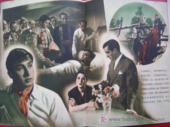 Cine: ANTIGUA GUIA CIFESA - CURRITO DE LA CRUZ - PEPIN MARTIN VAZQUEZ, JORGE MISTRAL, NATI MISTRAL - Foto 5 - 101361480