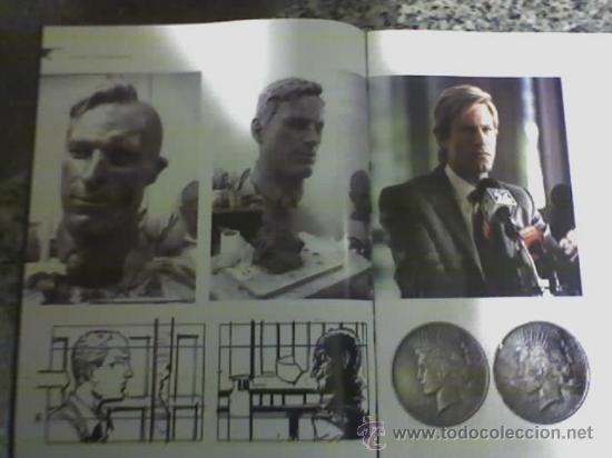 Cine: BATMAN EL CABALLERO DE LA NOCHE - REVISTA OFICIAL DE LA PELICULA (Nº 4) - ARGENTINA - 2008 - Foto 3 - 25979710