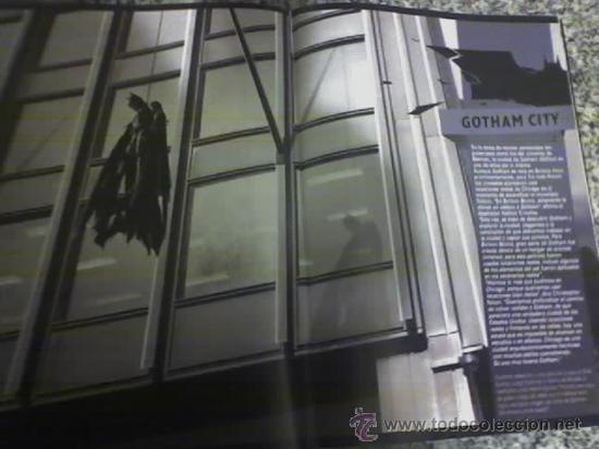 Cine: BATMAN EL CABALLERO DE LA NOCHE - REVISTA OFICIAL DE LA PELICULA (Nº 4) - ARGENTINA - 2008 - Foto 4 - 25979710