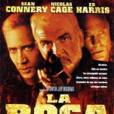 Cine: LA ROCA (GUIA ORIGINAL DOBLE CON FOTOS DE SU ESTRENO EN ESPAÑA) SEAN CONNERY. Lote 207112653