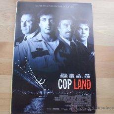 Cine: COP LAND (STALLONE Y ROBERT DE NIRO). Lote 195427611