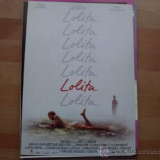 Cine: LOLITA ( MELANIE GRIFFITH Y JEROME IRONS ). Lote 20248815