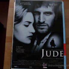 Cine: JUDE - KATE WINSLET, CHRISTOPHER ECCLESTON - DIR: MICHAEL WINTERBOTTOM - GUIA ORIGINAL AÑO 1996. Lote 191393468