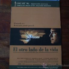 Cine: EL OTRO LADO DE LA VIDA ( ROBERT DUVALL Y BILLY BOB THORNTON ACTOR-DIRECTOR ). Lote 23760505