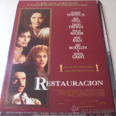 restauracion ( robert downey jr y meg ryan )
