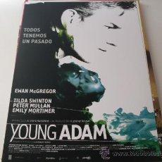 Cine: YOUNG ADAM ( EWAN MCGREGOR ) - GUIA. Lote 20552290
