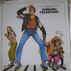 Cine: BINGO BONGO ADRIANO CELENTANO CAROLE BOUQUET - GUIA PUBLICITARIA ORIGINAL DEL ESTRENO. Lote 21171896