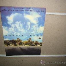 Cine: DONNIE DARKO PATRICK SWAYZE GUIA ORIGINAL Q. Lote 179108870