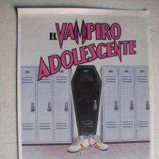 Cine: EL VAMPIRO ADOLESCENTE. Lote 21781846