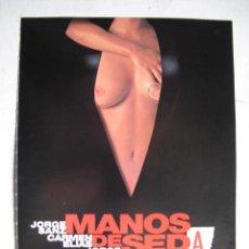 Cine: MANOS DE SEDA. Lote 23478607