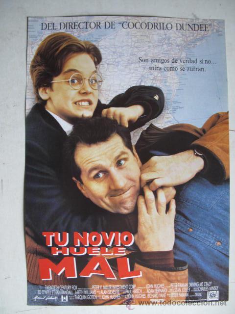 TU NOVIO HUELE MAL (Cine - Guías Publicitarias de Películas )