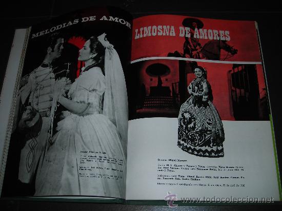 LIBRO CESAREO GONZALEZ EN SUS BODAS DE PLATA CON LA CINEMATOGRAFIA ESPAÑOLA 1940 - 1965, ILUSTRADO (Cine - Guías Publicitarias de Películas )