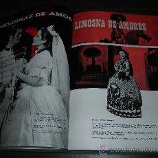 Cine: LIBRO CESAREO GONZALEZ EN SUS BODAS DE PLATA CON LA CINEMATOGRAFIA ESPAÑOLA 1940 - 1965, ILUSTRADO. Lote 27619170