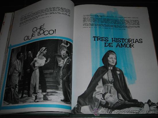 Cine: LIBRO CESAREO GONZALEZ EN SUS BODAS DE PLATA CON LA CINEMATOGRAFIA ESPAÑOLA 1940 - 1965, ILUSTRADO - Foto 4 - 27619170