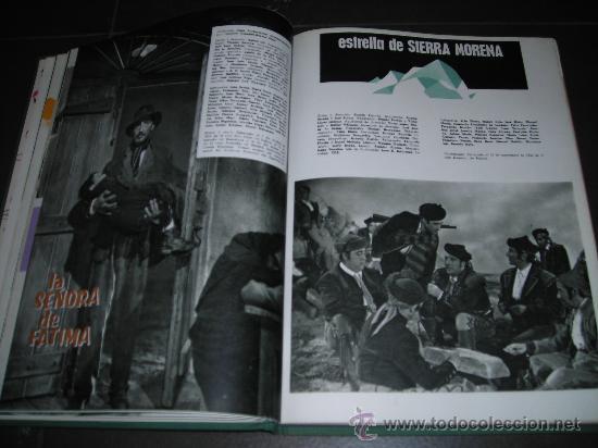 Cine: LIBRO CESAREO GONZALEZ EN SUS BODAS DE PLATA CON LA CINEMATOGRAFIA ESPAÑOLA 1940 - 1965, ILUSTRADO - Foto 5 - 27619170