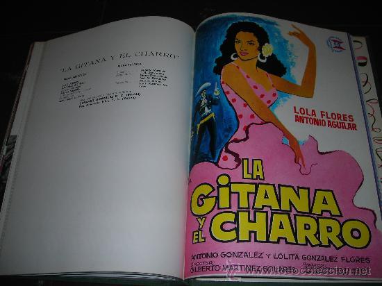 Cine: LIBRO CESAREO GONZALEZ EN SUS BODAS DE PLATA CON LA CINEMATOGRAFIA ESPAÑOLA 1940 - 1965, ILUSTRADO - Foto 8 - 27619170