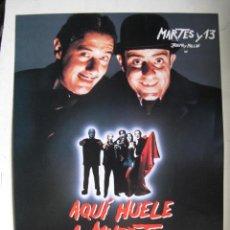 Cine: MARTES Y 13 AQUI HUELE A MUERTO. Lote 26911153