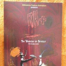 Cine: RH+ THE VAMPIRE OF SEVILLE. Lote 26334956