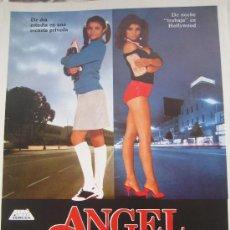 Cine: GUIA PUBLICITARIA ORIGINAL ESTRENO- ANGEL - LOTE 15 GUIAS A 30 EUROS. Lote 24893643