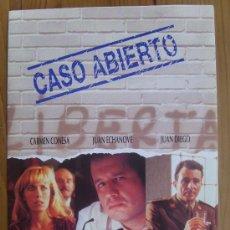 Cine: CASO ABIERTO. Lote 26410323