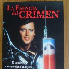 Cine: LA ESENCIA DEL CRIMEN. Lote 26410397
