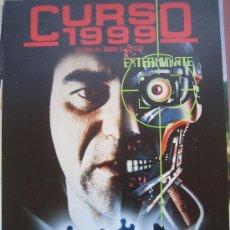 Cine: CURSO 1999 - GUIA PUBLICITARIA ORIGINAL ESTRENO- LOTE 15 GUIAS A 30 EUROS. Lote 27552935