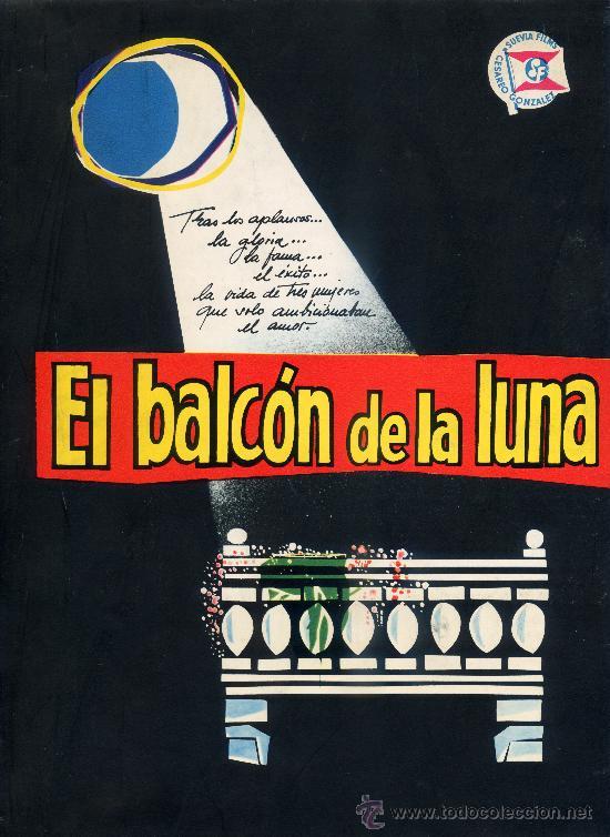 El balcon de la luna 1962 guia original de luj comprar - El balcon de la luna ...