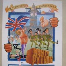 Cine: SE ARMO LA GORDA MONTY PYTHON - GUIA PUBLICITARIA ORIGINAL ESTRENO - LOTE 15 GUIAS A 30 EUROS. Lote 27900041