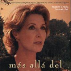 Cine: MÁS ALLÁ DEL JARDÍN. GUÍA.. Lote 28175621