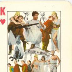 Cine: GOLFUS DE ROMA BUSTER KEATON. Lote 29041009