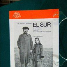 Cine: EL SUR - VICTOR ERICE - OMERO ANTONUTTI - SONSOLES ARANGUREN - 1983.. Lote 29487503