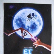 Cine: E.T EL EXTRATERRESTRE 10 GUIAS A ELEGIR 25€ EUROS . 100 GUIAS 130€. Lote 218318573