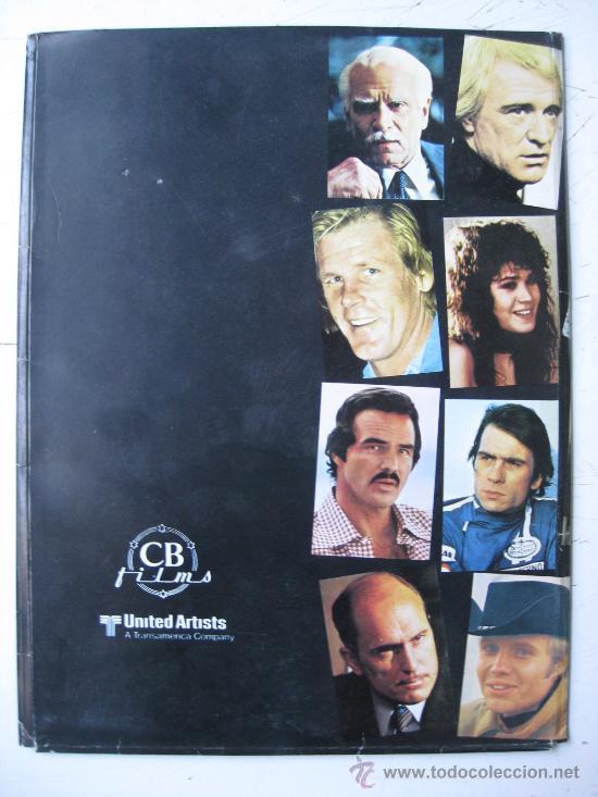 Cine: CB FILMS, UNITED ARTISTS - LISTA DE MATERIAL TEMPORADA 1978-79 - 22 GUIAS - VER FOTOS ADICIONALES - Foto 2 - 30535173
