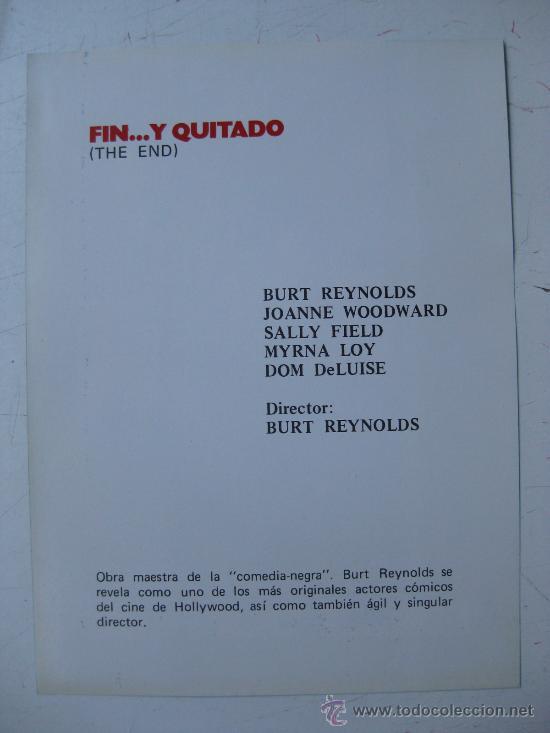 Cine: CB FILMS, UNITED ARTISTS - LISTA DE MATERIAL TEMPORADA 1978-79 - 22 GUIAS - VER FOTOS ADICIONALES - Foto 5 - 30535173