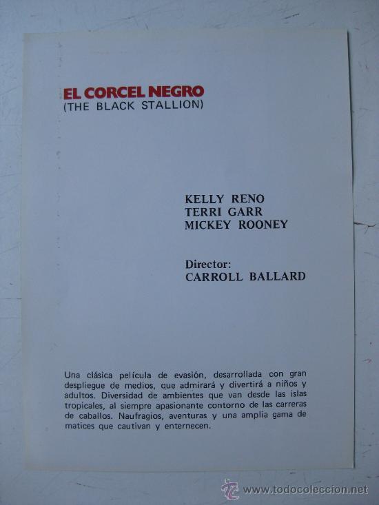 Cine: CB FILMS, UNITED ARTISTS - LISTA DE MATERIAL TEMPORADA 1978-79 - 22 GUIAS - VER FOTOS ADICIONALES - Foto 9 - 30535173
