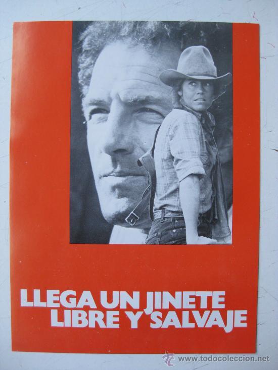 Cine: CB FILMS, UNITED ARTISTS - LISTA DE MATERIAL TEMPORADA 1978-79 - 22 GUIAS - VER FOTOS ADICIONALES - Foto 16 - 30535173