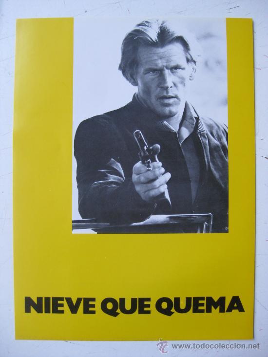 Cine: CB FILMS, UNITED ARTISTS - LISTA DE MATERIAL TEMPORADA 1978-79 - 22 GUIAS - VER FOTOS ADICIONALES - Foto 17 - 30535173