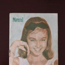 Cine: MARISOL Y TÓMBOLA, CANCIONERO + ARGUMENTO, AÑO 1962 , MIDE 15 CMS X 10,5 CMS. CONSTA DE 6 PÁGINAS.. Lote 30629005
