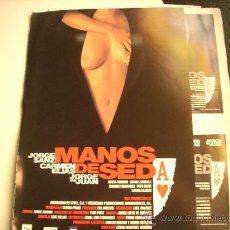 Cine: MANOS DE SEDA. Lote 31043229